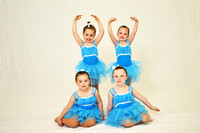 all group dance class studio photos