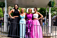 PHHS prom Brittney and friends 6-May-17