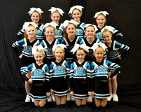 2011 Cheer Fusion Team Portriats